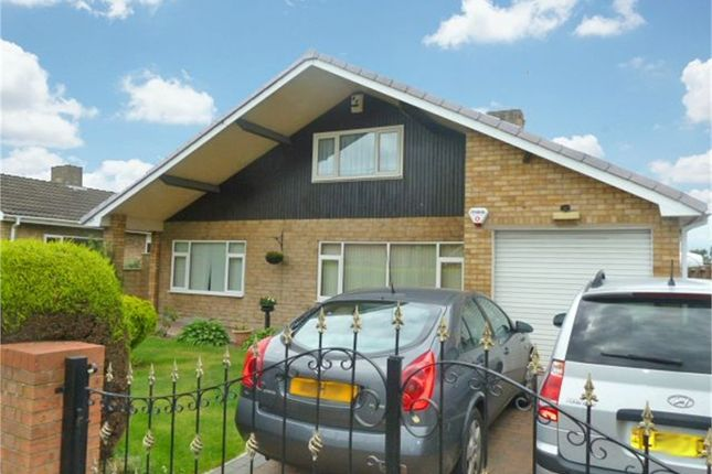 Thumbnail Detached bungalow for sale in Crookesbroom Lane, Hatfield, Doncaster, South Yorkshire