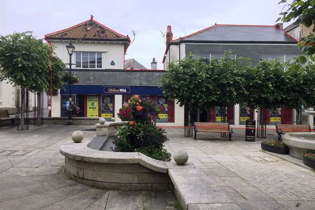 Thumbnail Commercial property for sale in 1-5, Commercial Square, Camborne