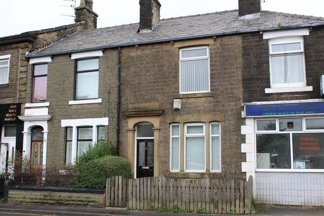Thumbnail Terraced house for sale in 27 Shaw Road, Newhey, Rochdale