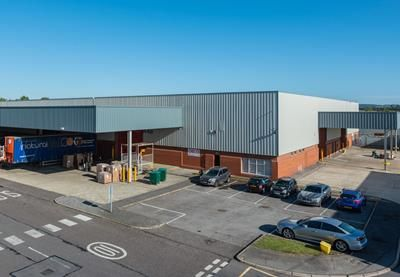 Thumbnail Light industrial to let in Unit A4A, Macadam Way, Portway West Business Park, Andover, Hampshire