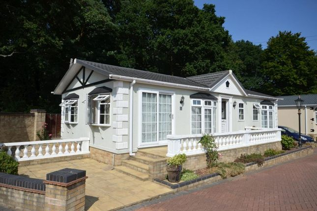 Thumbnail Detached bungalow for sale in Moorland Park, Old Newton Road, Bovey Tracey, Newton Abbot