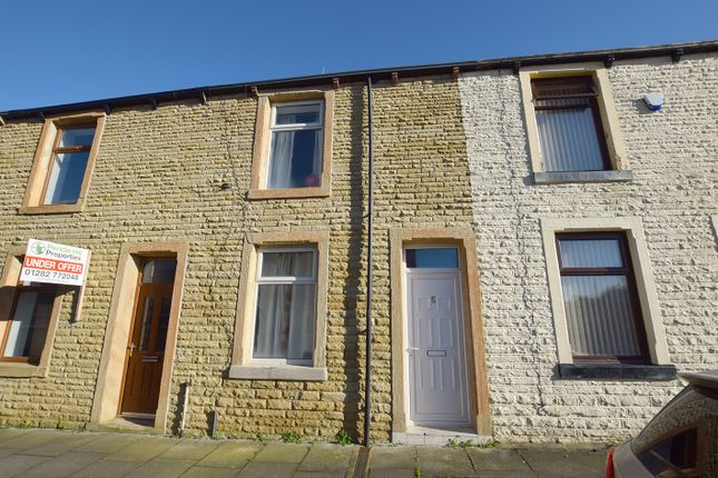 Thumbnail Terraced house to rent in Canning Street, Burnley