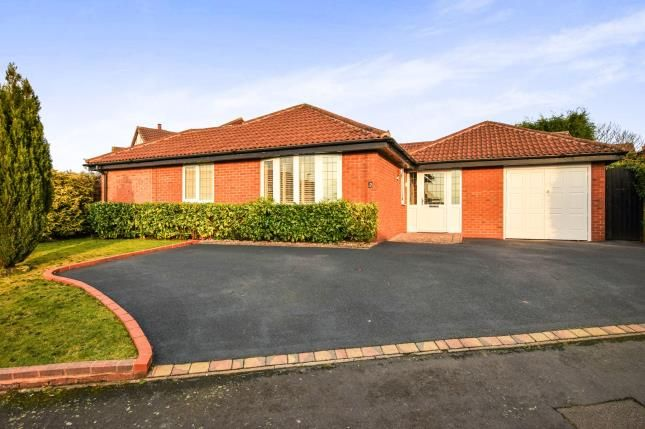 Thumbnail Bungalow for sale in Cranmer Grove, Sutton Coldfield, West Midlands, .