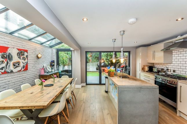 Thumbnail End terrace house to rent in Kemerton Road, London