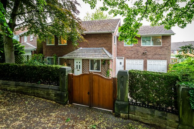 Thumbnail Detached house for sale in Newcastle Circus, The Park, Nottingham