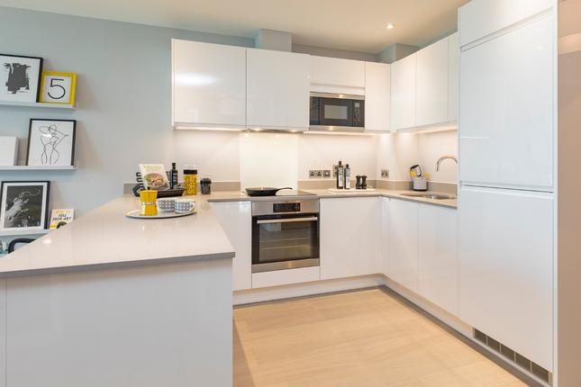 2 bedroom flat for sale in Oculus House, 16-48 Cambridge Road, Barking, Essex