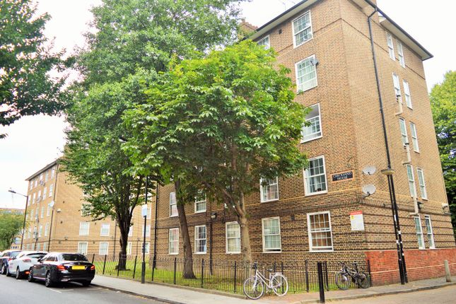 Thumbnail Flat to rent in Chicksand Street, London