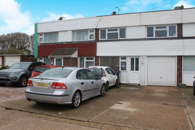 Thumbnail Terraced house for sale in Coast Road, Pevensey Bay, Pevensey