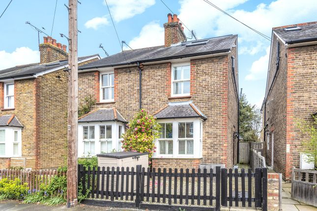 Semi-detached house for sale in Spencer Road, Cobham