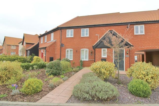 Thumbnail Flat to rent in Neptune Close, Bradwell, Great Yarmouth