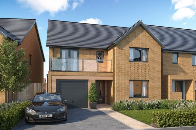 Thumbnail Detached house for sale in Northend, Yatton
