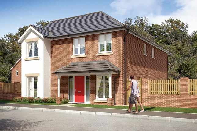 "Thumbnail Detached house for sale in ""The Durham"" at High Gill Road, Nunthorpe, Middlesbrough"