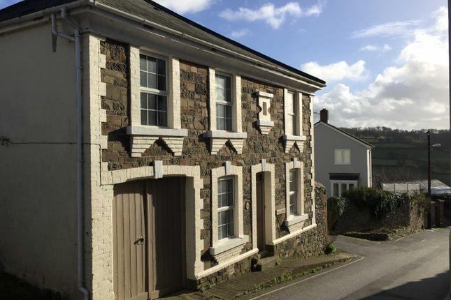 Thumbnail Detached house for sale in Mill Street, Torrington