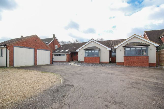Thumbnail Detached bungalow for sale in Tyburn Lane, Bedford