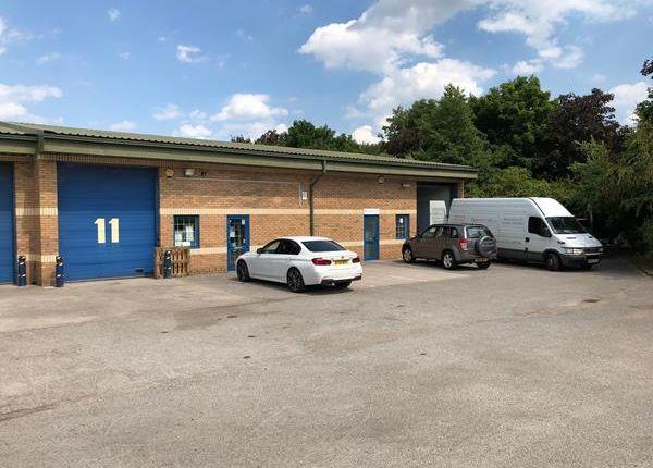 Thumbnail Light industrial to let in Unit 12, Mitchells Enterprise Centre, Bradberry, Baulk Lane, Wombwell, Barnsley, South Yorkshire