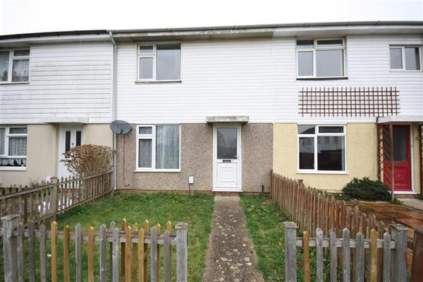 Thumbnail Terraced house to rent in Simpson Close, Portchester, Fareham