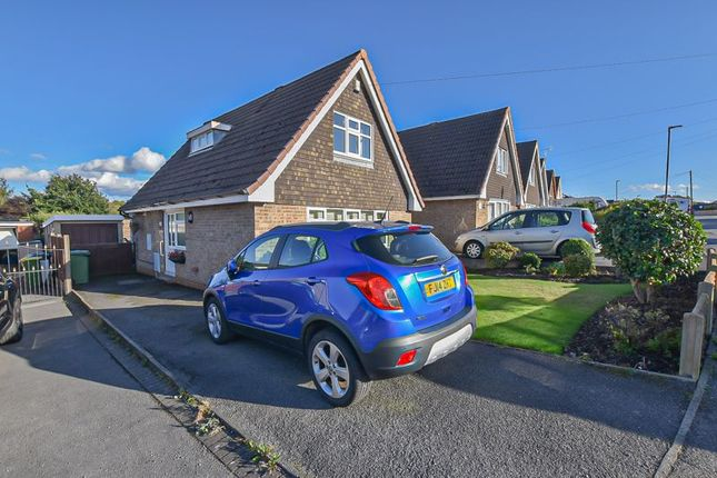 2 bed detached house for sale in Highfield Way, Ripley DE5