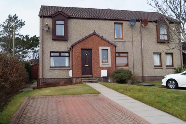 Thumbnail Semi-detached house to rent in Falkland Avenue, Cove Bay, Aberdeen