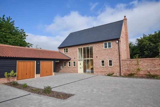 Detached house for sale in Church Lane, Isleham, Ely