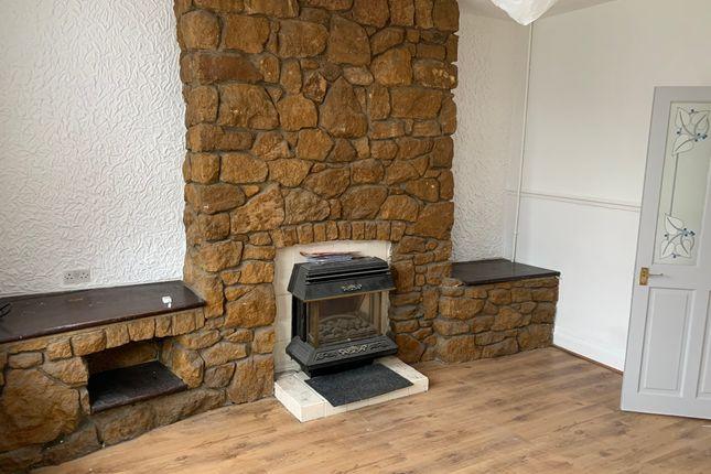 Living Room of Spring Terrace, South Elmsall WF9