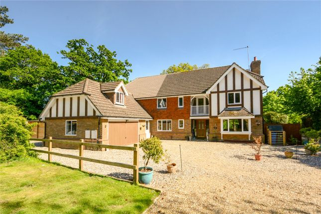 Thumbnail Detached house for sale in Easthampstead Park, Wokingham, Berkshire