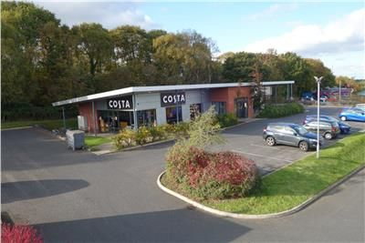 Thumbnail Commercial property for sale in Gateway Services, Westbound Expressway, Northop Hall, Mold