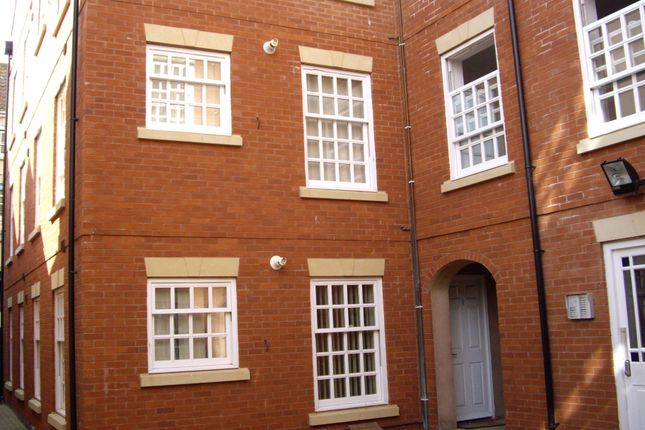 Thumbnail Flat to rent in George Street, Bridgwater