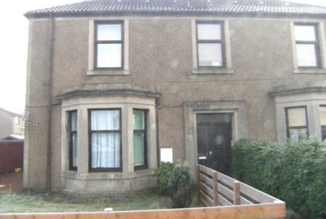 Thumbnail Flat to rent in Earls Court, Alloa