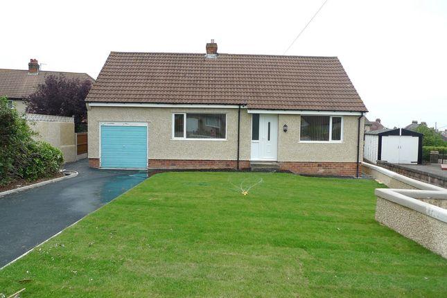 Thumbnail Detached bungalow to rent in Bryn View Road, Penrhyn Bay, Llandudno