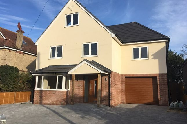 Thumbnail Detached house for sale in Monckton Road, Alverstoke, Gosport