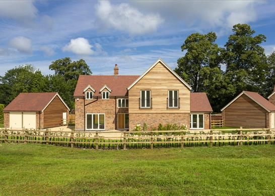 Thumbnail Detached house for sale in Stratford Road, Wootton Wawen, Henley-In-Arden
