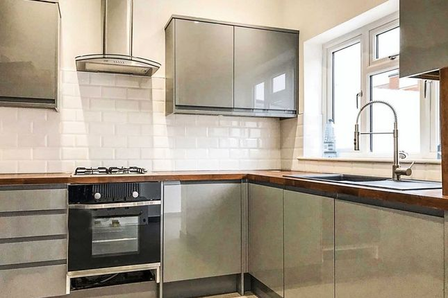 Thumbnail Terraced house for sale in Raynham Avenue, London