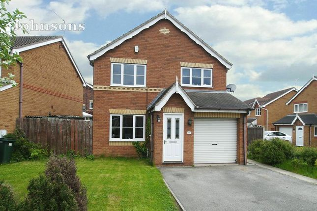 Thumbnail Detached house for sale in Radcliffe Lane, Scawthorpe, Doncaster.