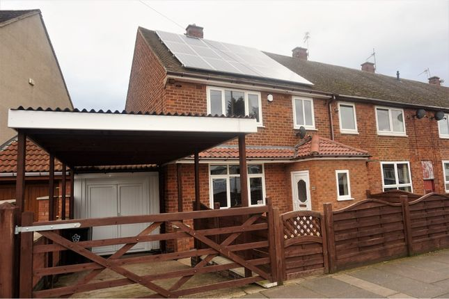 Thumbnail Semi-detached house for sale in Bonney Road, Leicester