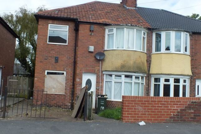 Thumbnail Flat for sale in Howdene Road, Newcastle Upon Tyne