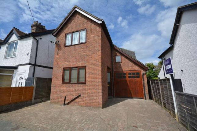 Thumbnail Detached house to rent in Pineapple Road, Amersham