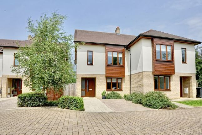 Thumbnail Semi-detached house for sale in Garner Close, High Street, Brampton