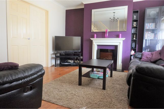 Thumbnail End terrace house for sale in Llys Nant Pandy, Caerphilly