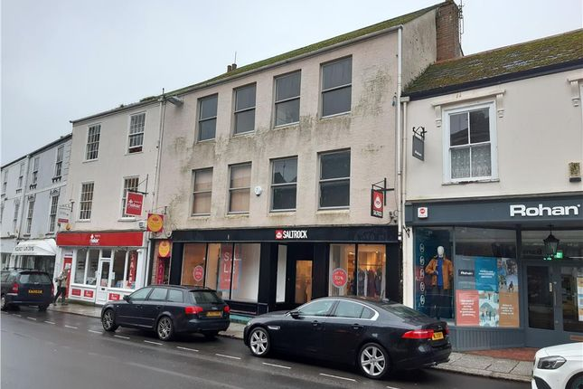 Thumbnail Retail premises to let in 10 River Street, Truro, Cornwall