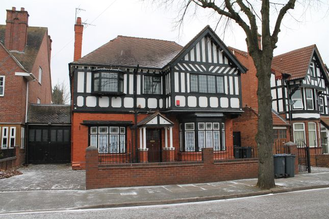 Thumbnail Detached house for sale in Devonshire Road, Handsworth Wood, Birmingham