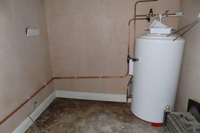 Boiler Room of Acomb Terrace, Wyke, Bradford BD12
