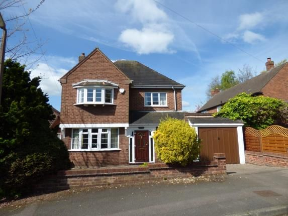 3 bed detached house for sale in Woodcroft Avenue, Tamworth, Staffordshire
