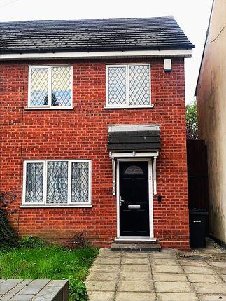 3 bed semi-detached house for sale in Chester Road, Erdington, Birmingham B23
