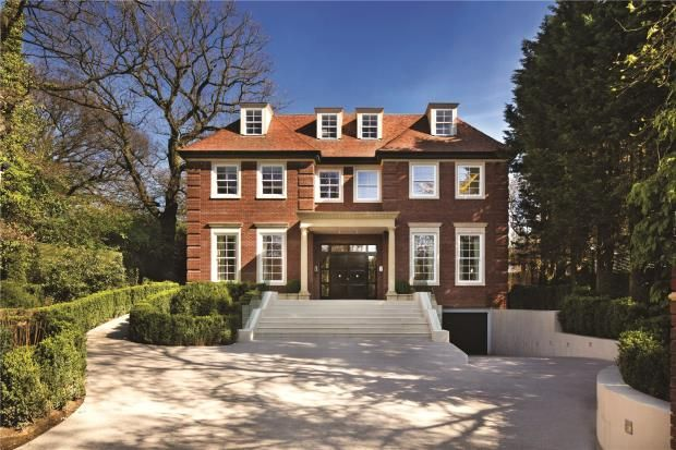 Thumbnail Equestrian property for sale in Fairways, White Lodge Close, Hampstead