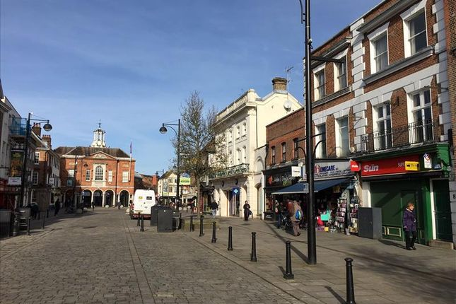 Thumbnail Commercial property for sale in 7 & 8 High Street, High Wycombe, Buckinghamshire