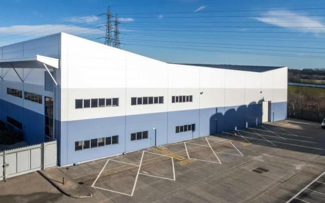 Thumbnail Industrial to let in Unit 4 Delta Park, Millmarsh Lane, Enfield