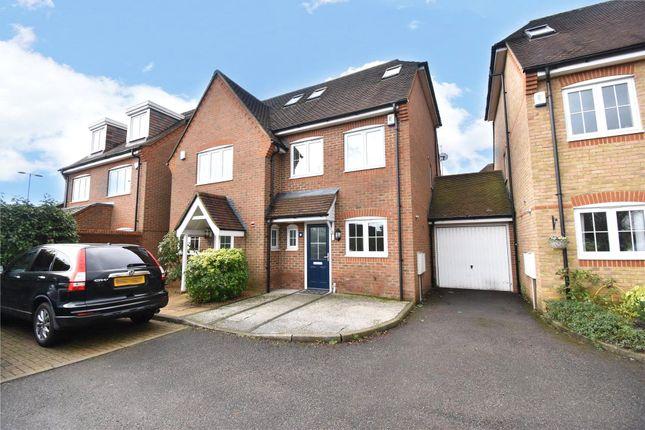 Thumbnail Semi-detached house to rent in Farm Close, Taplow, Maidenhead, Buckinghamshire