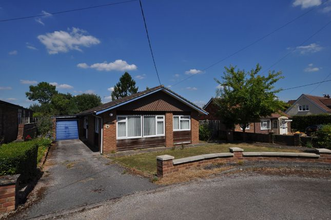 Thumbnail Detached bungalow for sale in Flexford Road, Normandy, Guildford