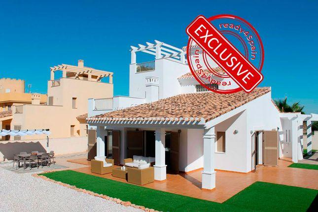 Thumbnail Villa for sale in Veneziola, La Manga Del Mar Menor, Murcia, Spain