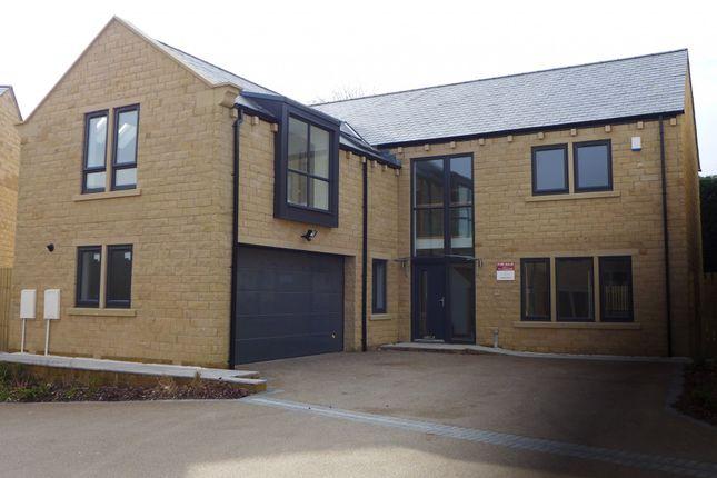 Thumbnail Detached house for sale in Stocksmead, Cross Lane, Stocksmoor